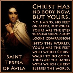 Image result for st. teresa of avila