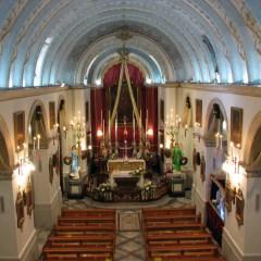 2010 Dec Malta - Lapsi Church Christmas 5