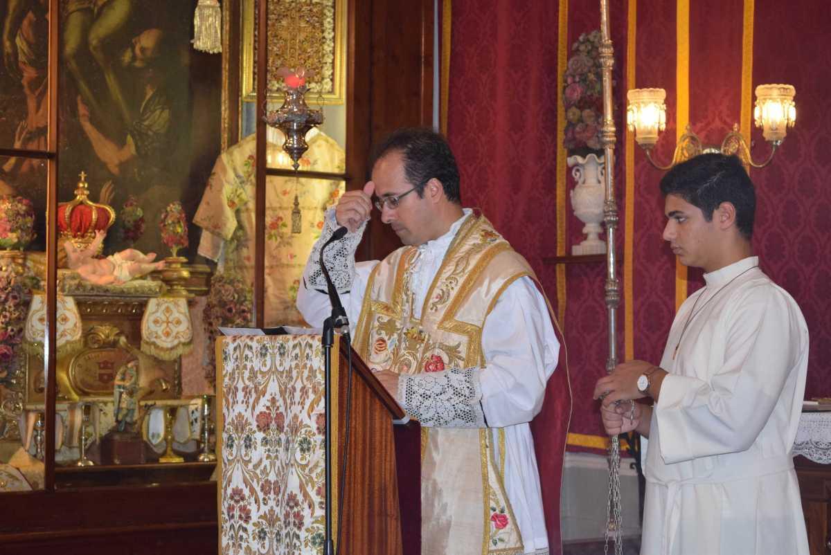 Liturġija tal-Ħadd: Sidna Ġesù Kristu Sultan tal-Ħolqien Kollu