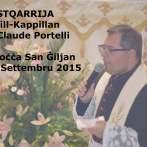 Stqarrija mill-Kappillan Fr Claude Portelli