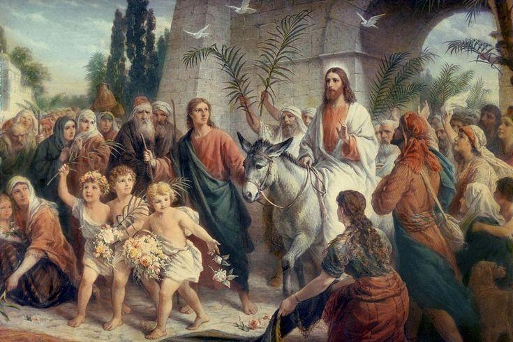 Ħadd il-Palm u l-Passjoni tal-Mulej
