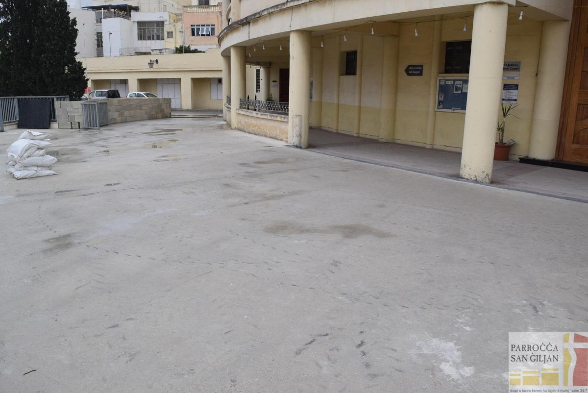 Zuntier Akbar u Isbaħ - Tinfetaħ parti minnu.
