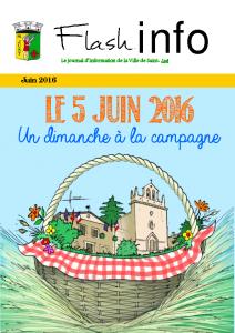 Flash Info Juin 2016