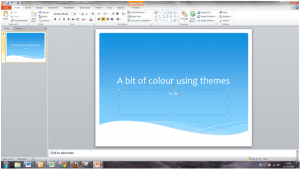 Template-with-theme-applied-powerpoint-2010