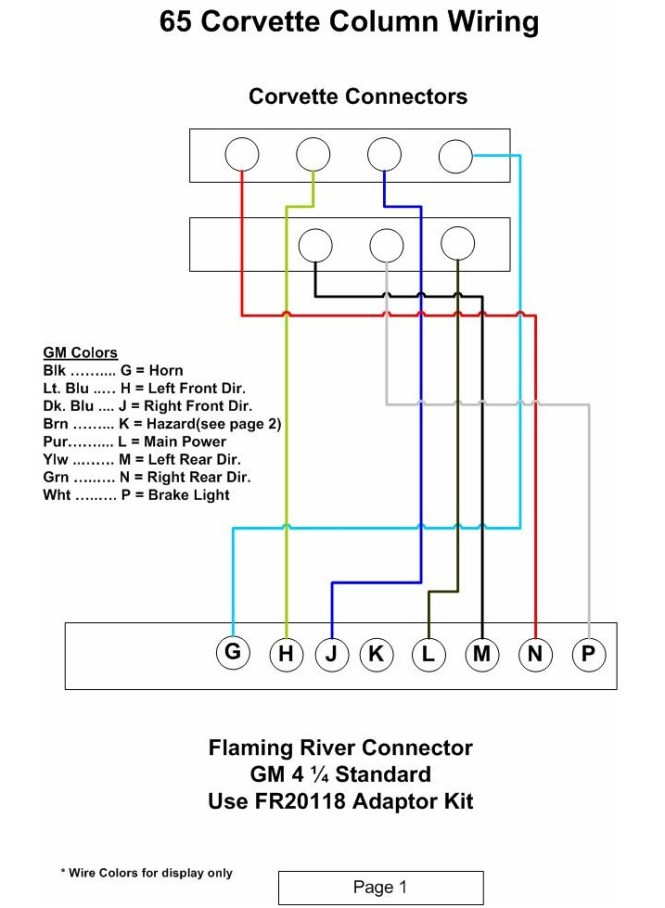 chevy steering column wiring diagram - wiring diagram, Wiring diagram