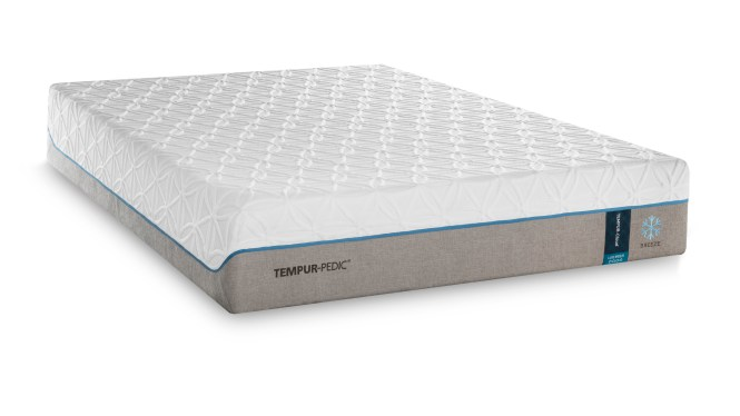 The Back Tempur Cloud Luxe Breeze 2 0 Mattress
