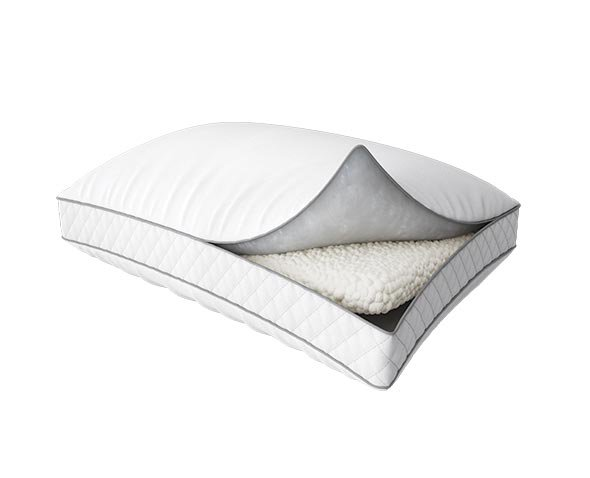 tempur down adjustable support pillow by tempur pedic