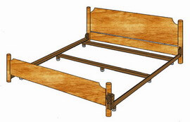 How To Lower A Tall Mattress Boxspring