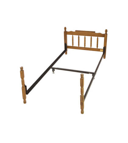 drtf 3 hook in steel bed frame