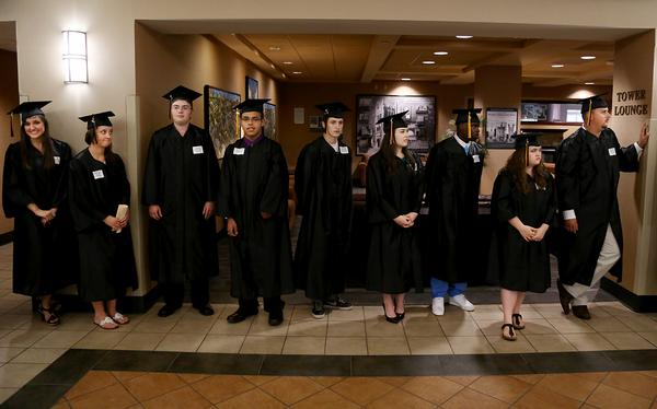 MU High School Graduates