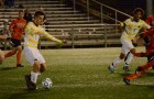 European connection leads the line for Webster men's soccer