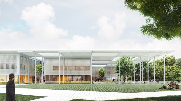 Biomedical Science Center - Carlos Iii University Stl