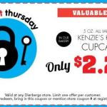 Dierbergs – Super Secret Thursday Coupon January 14th