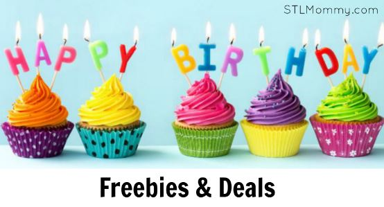 60a1e03b97d You could celebrate your birthday all month long by taking advantage of  this huge list of birthday free offers and deals! Sign up any time of year  and watch ...