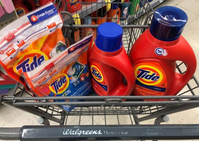 High Value Tide Laundry Detergent Tide Pod Coupons Print Yours Now Stl Mommy