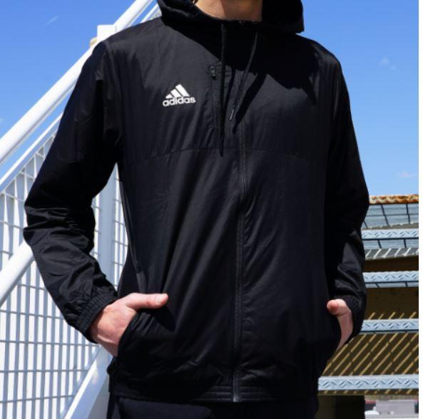 adidas essential wind jacket
