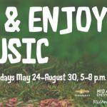 St. Louis Zoo ~ Prairie Farms Dairy Summer Zoo Weekends & Jungle Boogie Concert Schedule