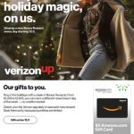 FREE $5 Amazon Gift Card For Verizon Up Rewards Members