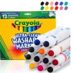 Crayola Ultra Clean Washable Markers $5.98 (Retail $9.99)
