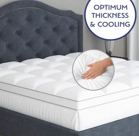 Sleep Mantra Mattress Toppers Up To 30 Off Stl Mommy