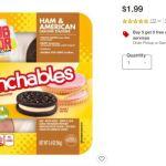Buy 5, Get 5 FREE LunchablesAt Target