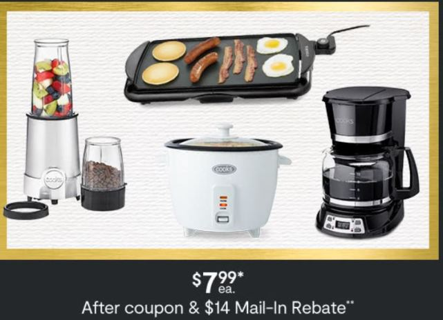 Kitchen Appliances 7 99 During Jcpenney S Black Friday Sale Live Now Stl Mommy