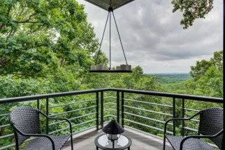 Photographs of a home on Wolf Trail Road in Wildwood, Missouri for Dielmann Sotheby's International Realty, agent Ted Wight