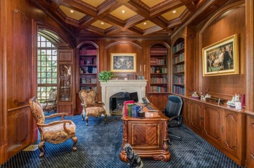Seven Perfectly Paneled Spaces
