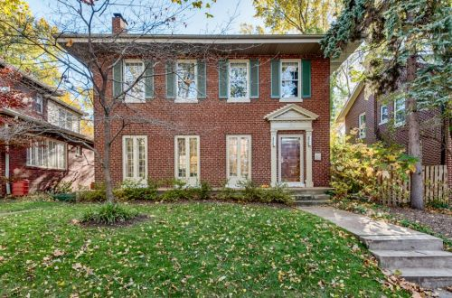Classic University City Home in Ames Place Neighborhood | 430 Melville Avenue
