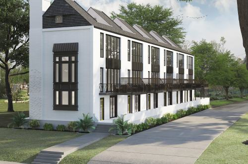 West Village Townhomes | Luxury New Construction in St. Louis CWE