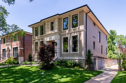 Stunning 2-Year Old Custom Residence in Clayton Gardens | 8147 Stratford Drive