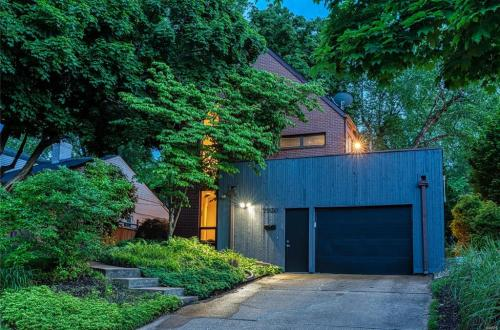Spectacular contemporary home in University City | 7920 Cornell Ave