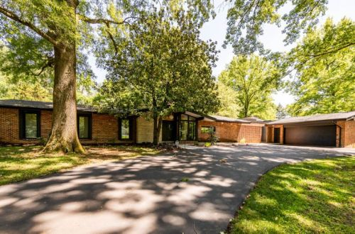 Inside Completely Renovated Contemporary Home | 10811 Rondelay Drive