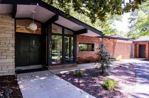 A Contemporary Masterpiece in the Ladue School District | 10811 Rondelay Drive
