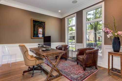 9 Home Offices That Get the Job Done | Dielmann Sotheby's International Realty