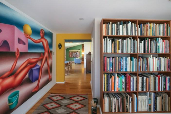 Artwork-Bookshelves