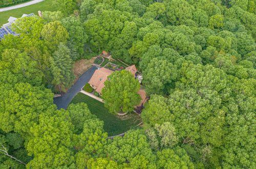 Inside Private Ranch On 4 Acres | 2 Deerfield Ridge Road