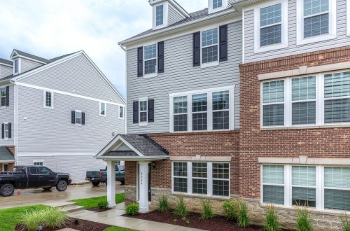 Lease This Fabulous Newer Construction Townhome in Clayton School District | 8024 Central Park Drive