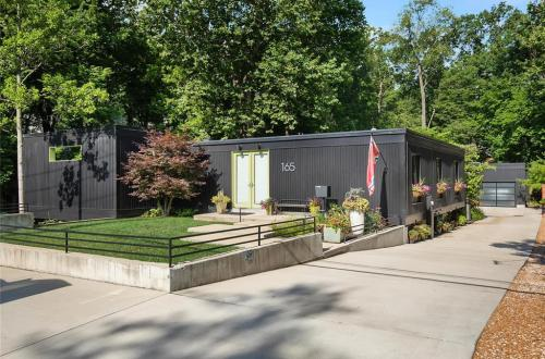 Mid-Century Home Designed By Architect Robert Schutt | 165 South Sappington Road