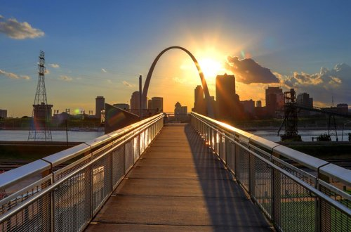 TIME Magazine Names St. Louis One Of The World's Greatest Places