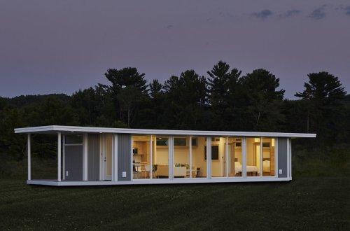 Neutra-Inspired Tiny Home
