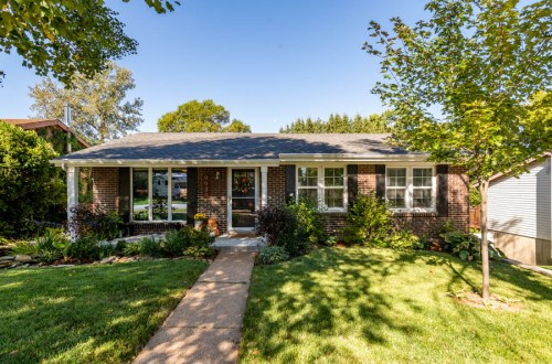Fully Updated 5 Bedroom Ranch in Lindbergh School District | 9939 Chileswood Drive