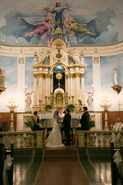Matrimony  St Louis Cathedral