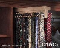 tie racks | Saint Louis Closet Co.