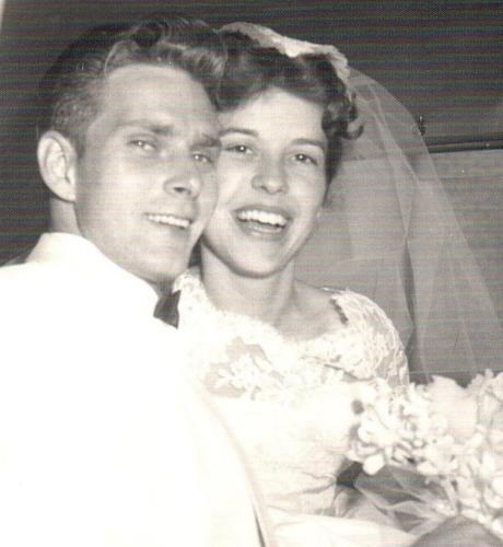 Bill and Pat Olwig married 60 years, died less than an hour apart of COVID-19