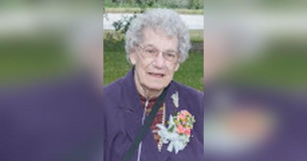 Evelyn Charlotte Slater