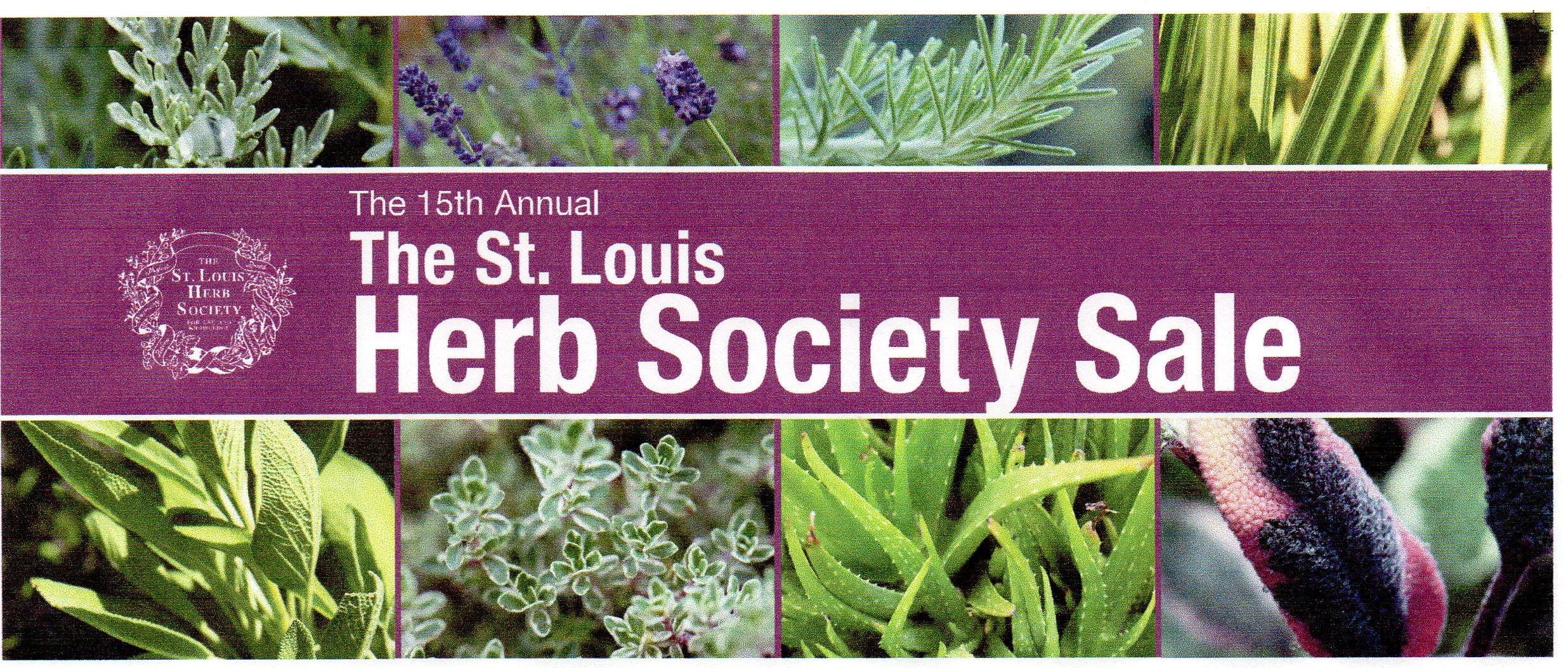 St. Louis Herb Society Sale