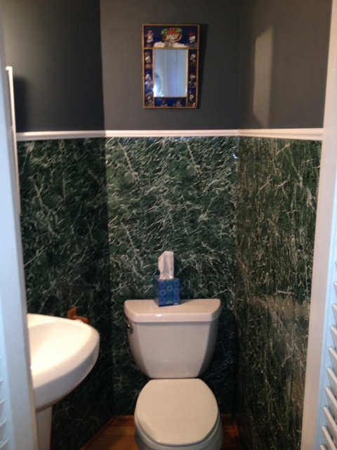 Bathroom Repainting in University City MO  Kennedy Painting