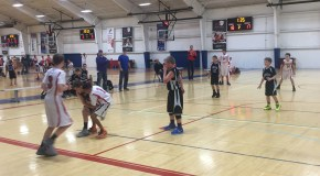 Top 2 Seeds Advance in 7th Boys Red Bracket