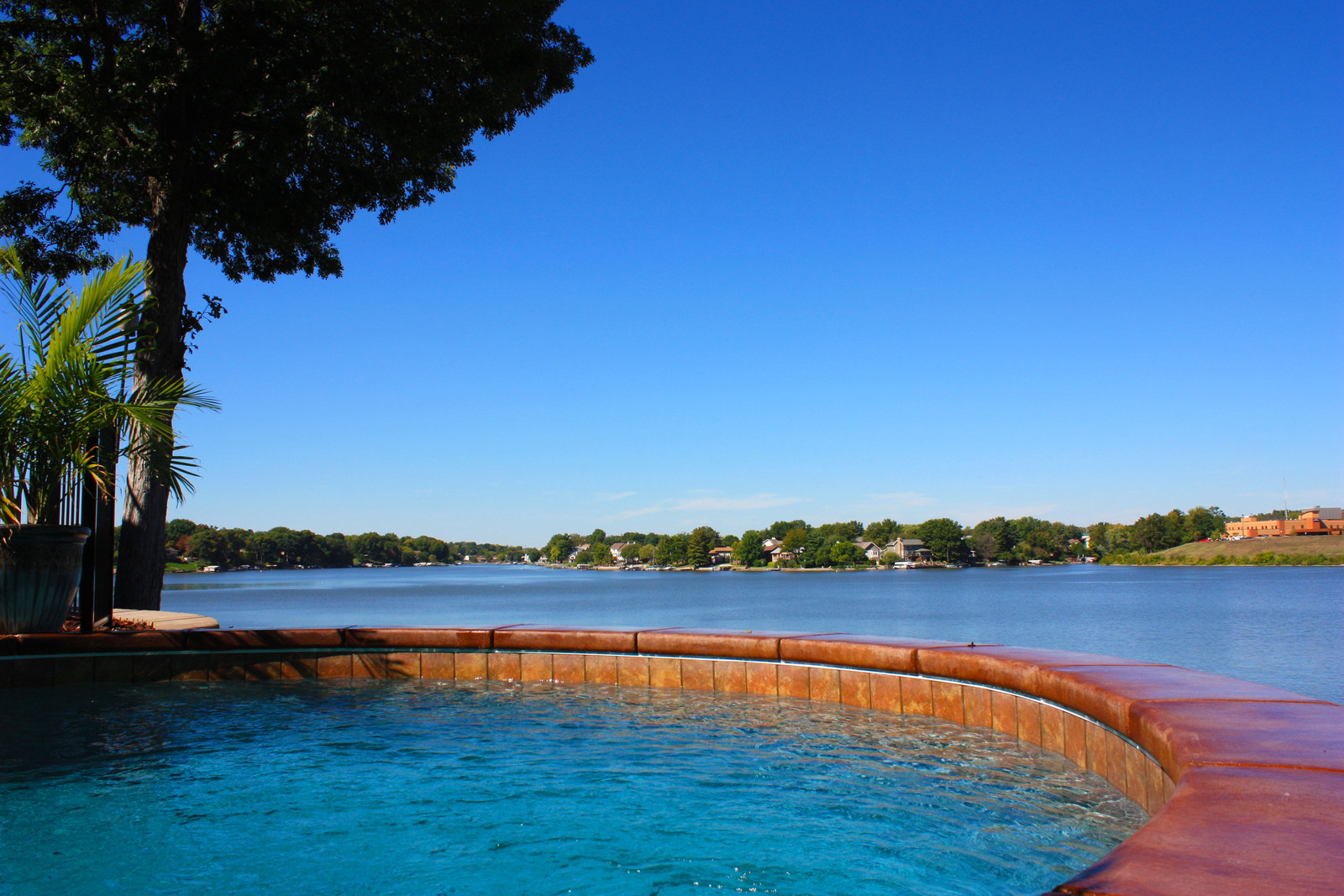 Baker Pool Construction Lake St Louis Love